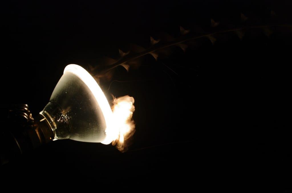 Ideas Hitting The Light